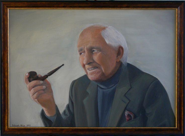 Gróf Károlyi László - Portré