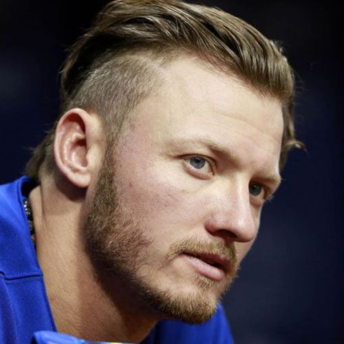 baseball haircuts ideas