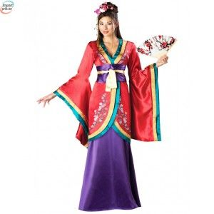Far East Empress Elite Kostyme