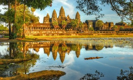 ✈ Vietnam - Cambodge : Circuit de 15 jours/12 nuits en pension complète avec vols A/R depuis Paris et province: #ROISSYENFRANCE En…