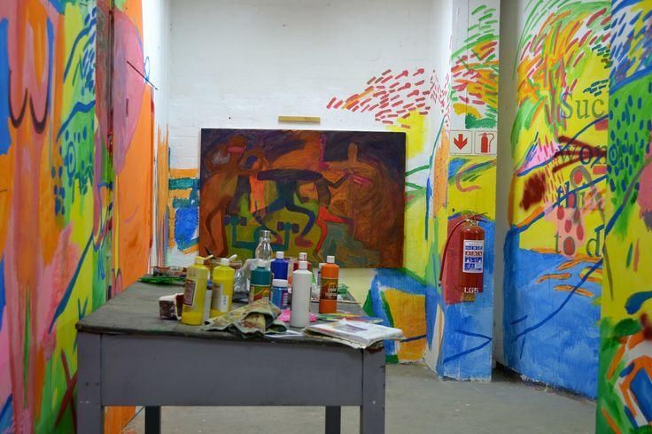 Quaymberley   My studio