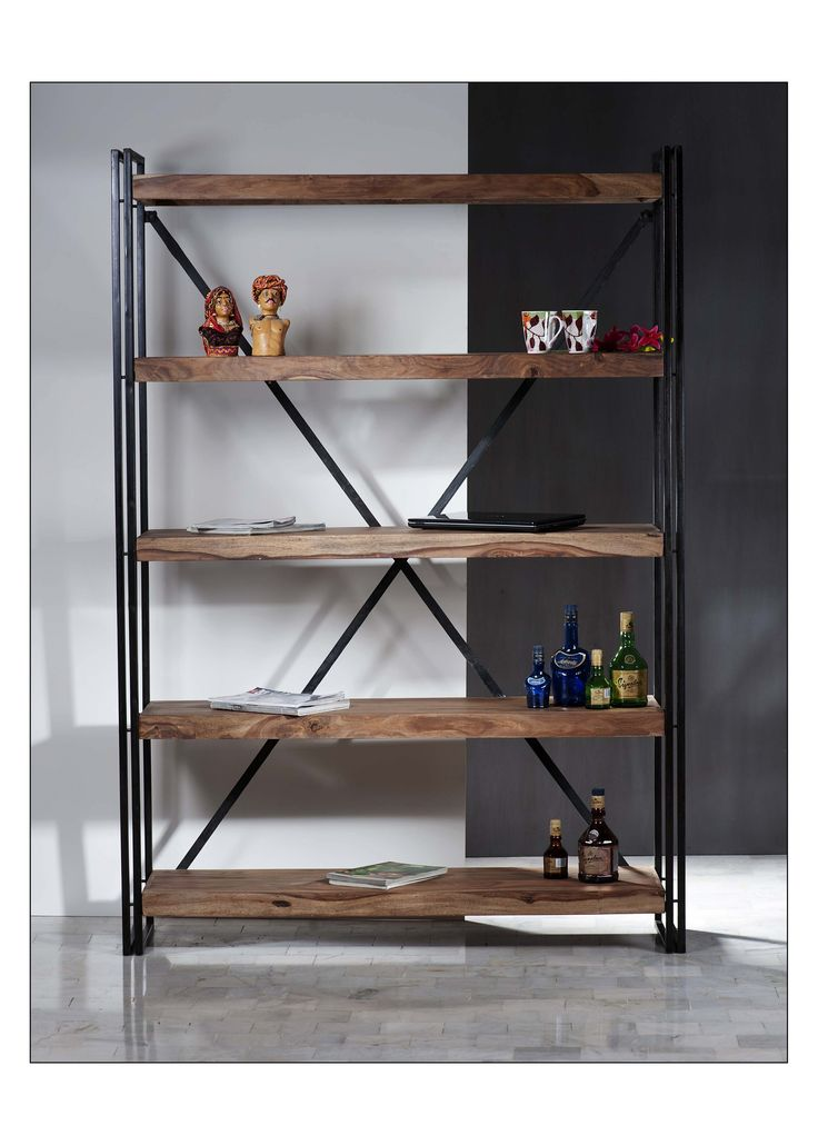 Die besten 25 regal metall ideen auf pinterest etagere for Mobel industriedesign