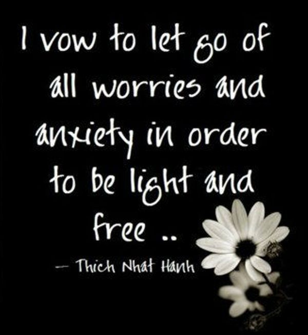 Worrying | Thich Nhat Hanh