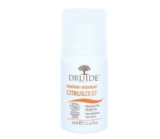 Druide Organic Deodorant: DRUIDE certified organic deodorants are based on an exclusive complex of plant extracts, which are antibacterial, antifungal and non-irritant. Rapidly eliminate body odor. Gentle on delicate armpit skin. Long lasting (24 hours or more). Practical and recyclable applicator.