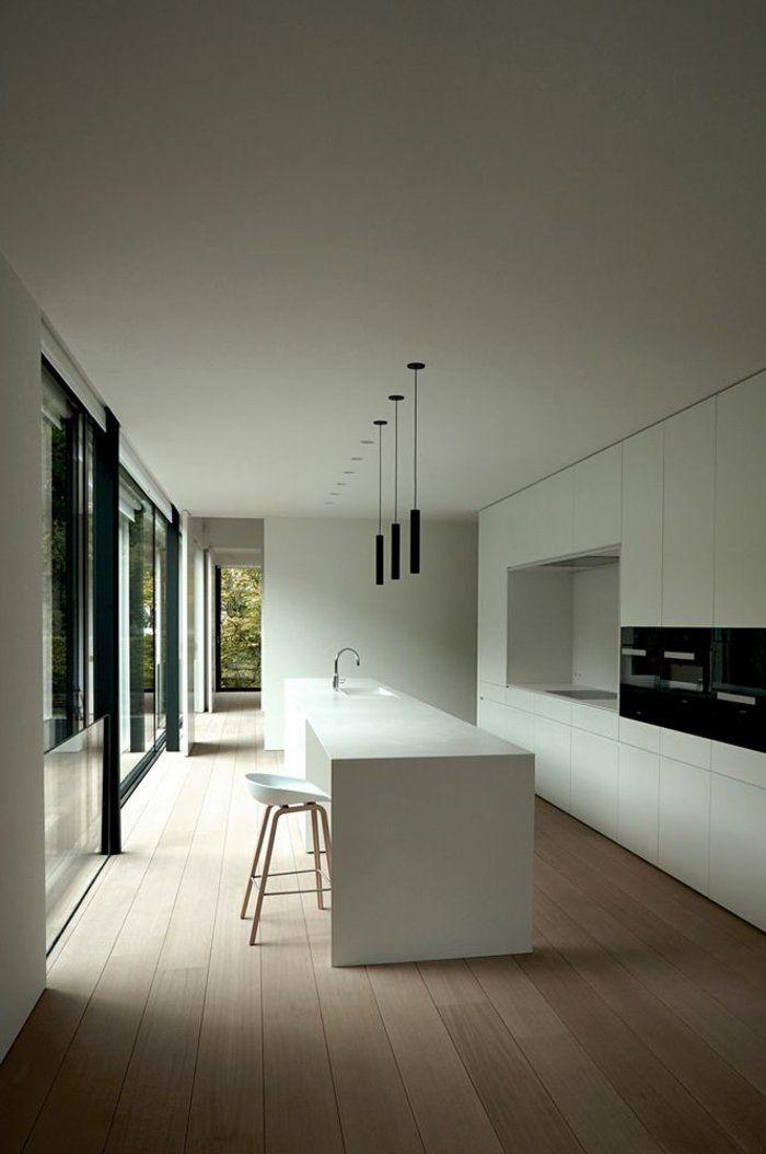 Die besten 25+ Moderne küchen Ideen auf Pinterest | L küchen mit ...