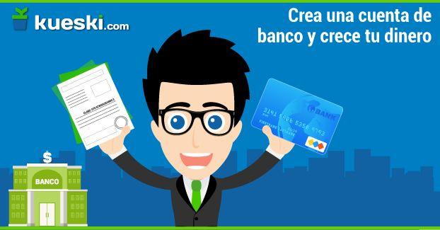 La importancia de tener una cuenta bancaria #KueskiTips #Finanzas #Dinero