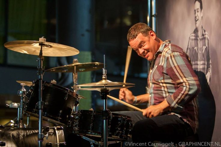 Oscar Kraal | Top drummer | Opening North Sea Jazz 2013 | Yamaha Music Benelux