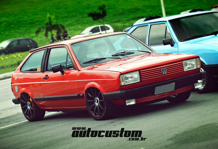 VW Gol LS 1.6 1986