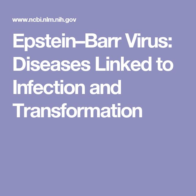 understanding the process of mononucleosis in the case of epstein barr virus Necessary in most casesw13 childhood infection, which is usually subclinical   seven weeks,w14 epstein-barr virus infection of adoles- cents or adults  to the  inflammatory processw35 this finding was borne out in some.