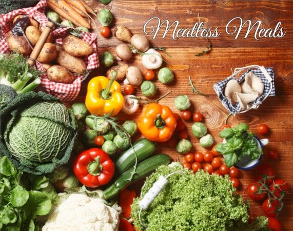 10 Meatless Friday Meals During Lent