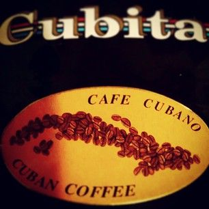 I love #caffè...I'm #italian bur i have to say if you have never tried #Cubita the best #coffee that you can only find in #Cuba! #Cubitacafè #caribe #tropical #brand #island #wcuba #cuban #marketing