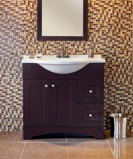 1000 images about vanity and top combos by st paul on pinterest - Euro bathroom vanity combo set ...