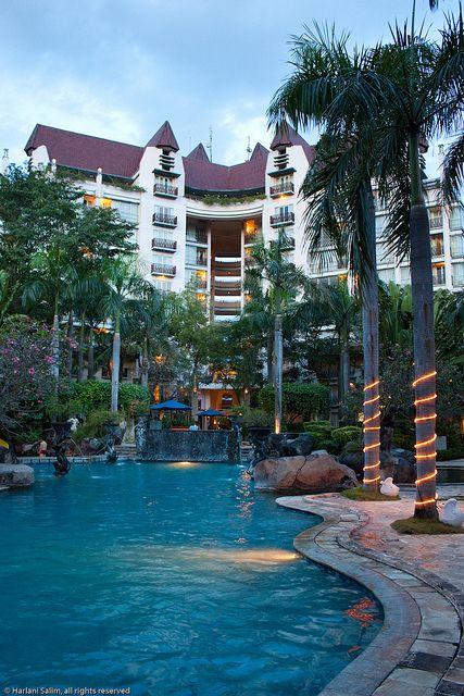Novotel Surabaya Hotel, Surabaya, Indonesia