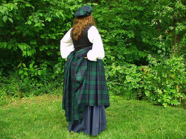 Popular Properly Constructed Kilt Will Swing During Highland Dancing