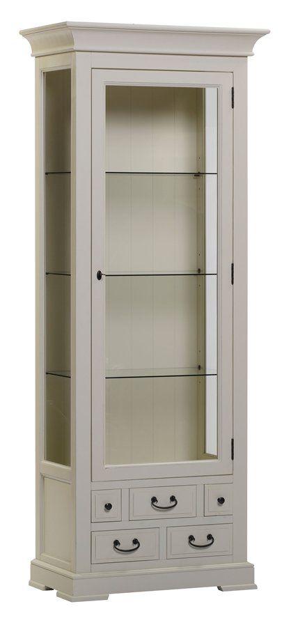 Bregerac Curio Cabinet