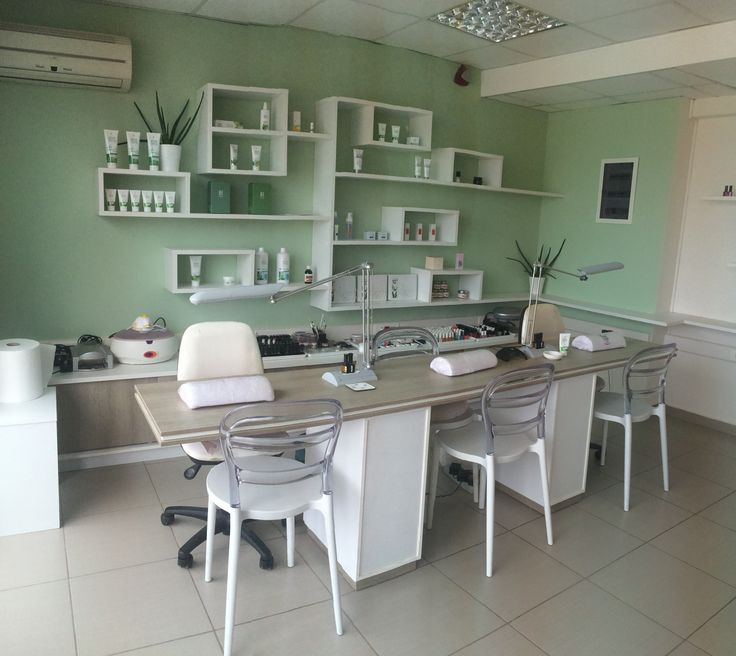 Limbo Nails and make up spot Interior Decoration