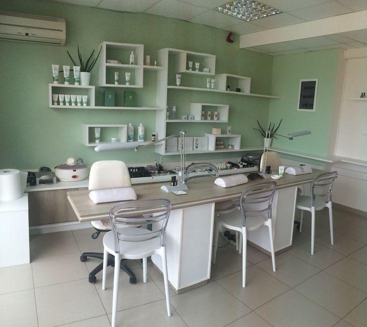 Limbo Nails and make up spot Interior Decoration