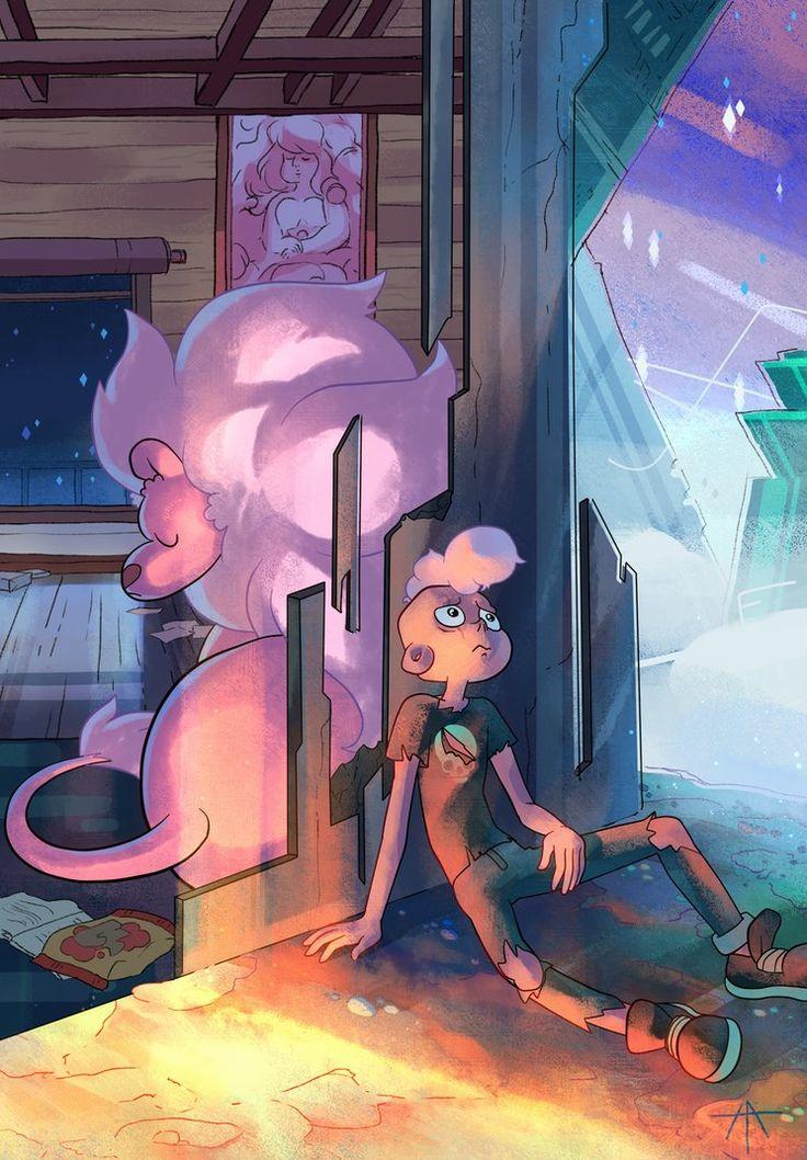 Lars y León por el Infierno-Alka