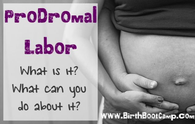 You are 38 weeks pregnant. It is 10pm at night and your labor starts. YAY! Contractions are 7 minutes apart, steady and lasting about 45 seconds. They don't feel like Braxton-Hicks contractions, so this must be the real thing! Steady, real, fee [...]
