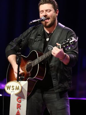 Chris Young performs at the Grand Ole Opry's Opry goes