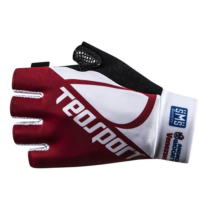 Santini Men's Androni Giocattoli Cycling Gloves * Click image to review more details.