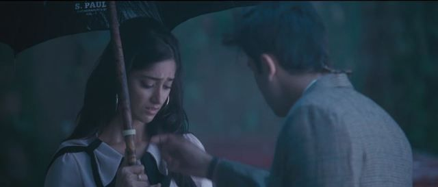 "3 minutes of silent sadness in ""Barfi!"" by Anurag Basu"