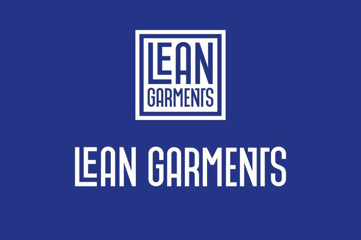 Lean Garments logo by Erik Bertell