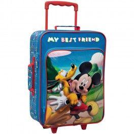 Maleta cabina Disney Mickey