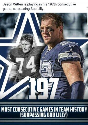 Dallas Cowboys Jason Witten ☆