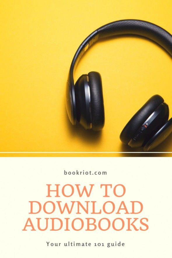 how to download audiobooks to iphone