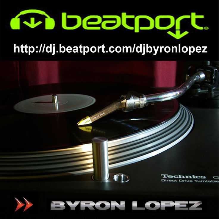 meu profile do beatport