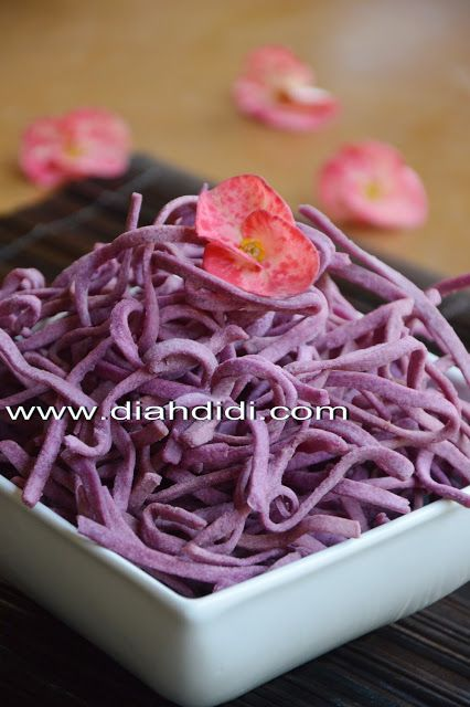 Diah Didi's Kitchen: Stick Ubi Ungu Renyah