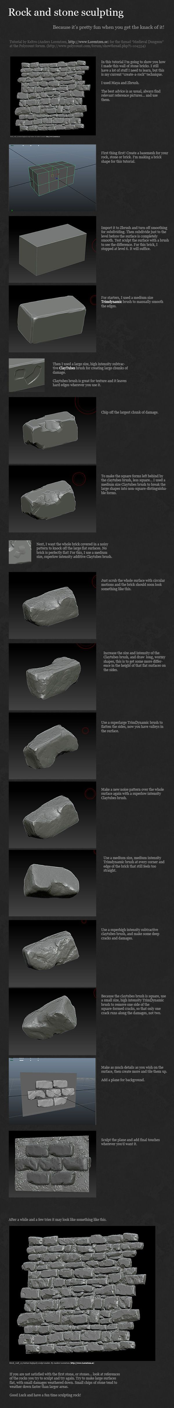 Medieval Dungeon [UDK] - Page 2 - Polycount Forum: