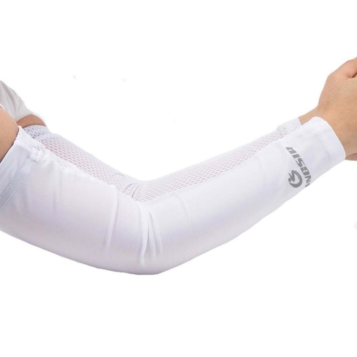 Absorbent Sunscreen Cuff Outdoor UV Breathable Armband Sleeve Car Icy Riding. Material: COOLMAX. SIZE : XL 40~50cm ( 15.74~19.68 inch ). Compression fabric reduces soreness, cramping and fatigue,. Protects arms from cuts, scratches, and Sun Burns. The best choice for cycling in summer. UV protection for various outdoor activities such as golf, tennis, fishing, baseball, climbing, jigging, cycling, soccer or driving etc.