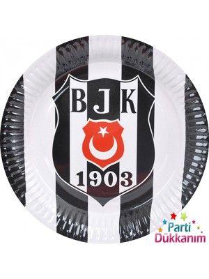 Beşiktaş Tabak (8 adet)