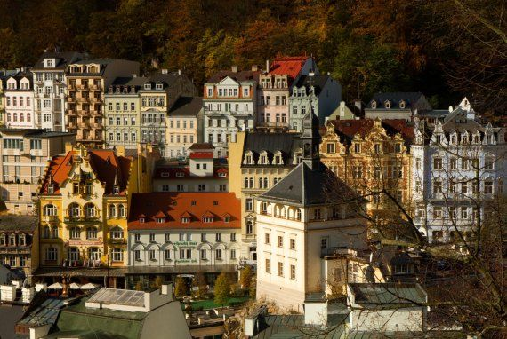 Castle Tower Karlovy Vary | Karlovy Vary – průvodce, hotely, lázně, wellness, webkamera ...