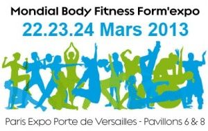 26ème Salon Body Fitness Paris Porte de Versailles