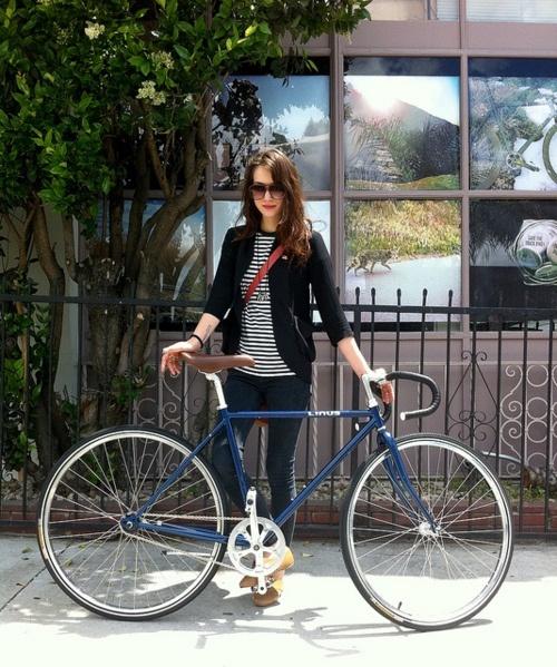 Ładny rower ;)
