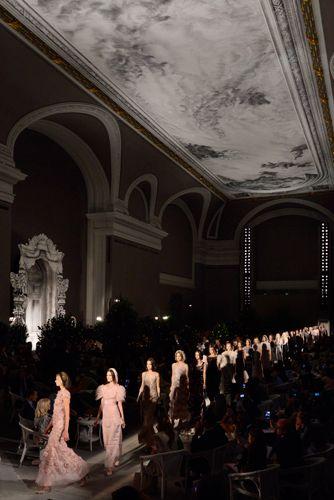 Chanel F/W 2012-2013 Haute Couture