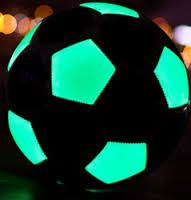 glow in the dark soccer ball - Google Search
