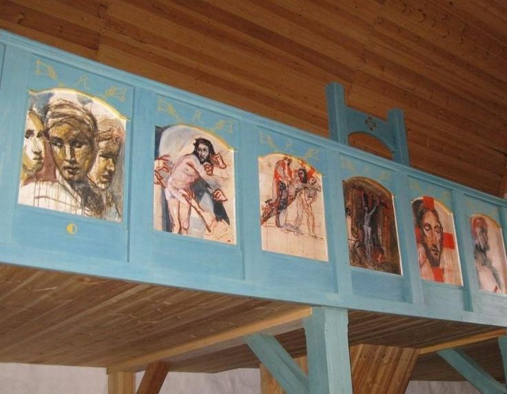 Kuutti Lavonen: Tyrvään Pyhän Olavin kirkko