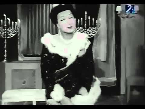 Une HANOUKKIA dans un film egyptien de 1950