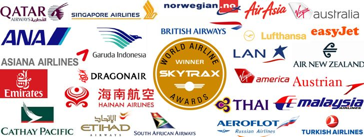 SKYTRAX WORLD AIRLINE AWARDS , The Passengers Choice Awards , Names QATAR Airways best airline of 2015 , SIA named best business class airline , VIRGIN America is Triple Award Winner