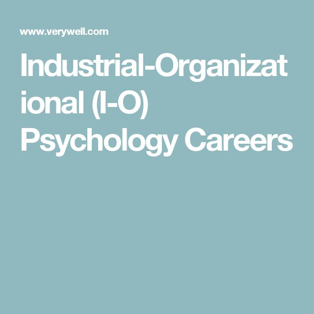 37 best Industrial Psychology in the Workplace images on Pinterest - I O Psychologist Sample Resume