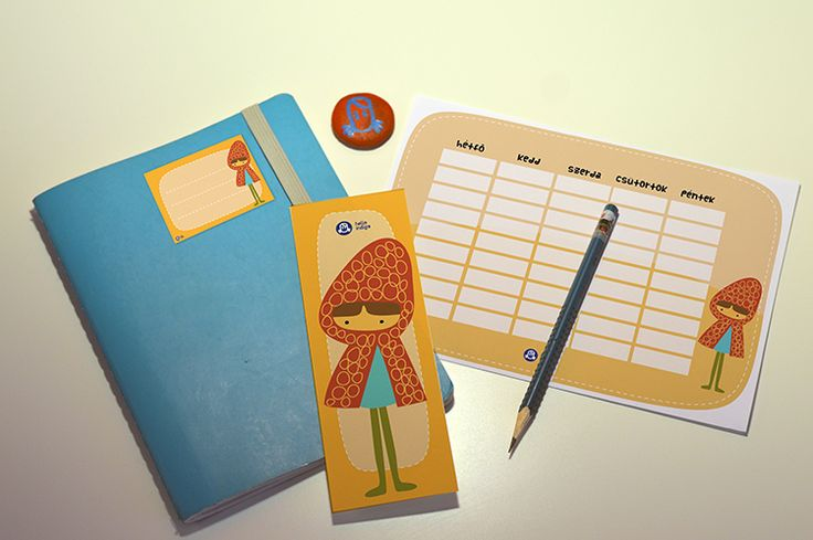 free printable bookmarks, schedules, labels