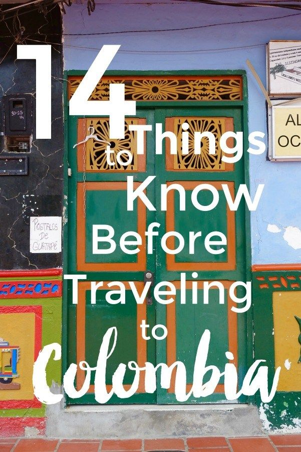 We've fallen in love with Colombia. After living and traveling in this country for several months, we want to share this video and our trips for travel to Colombia
