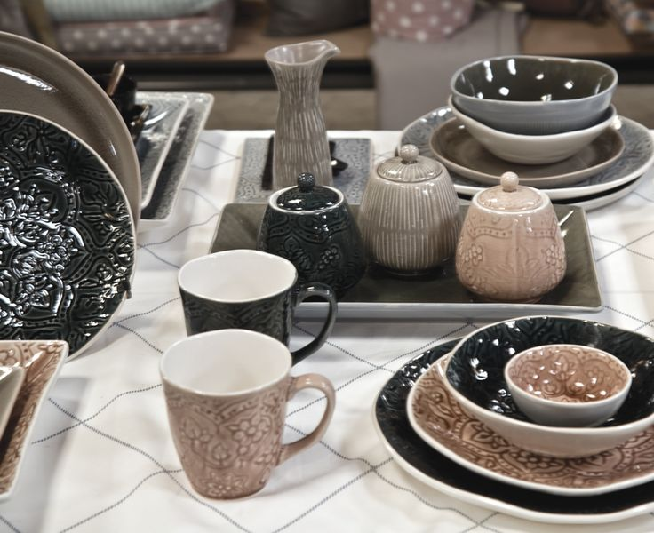 A.U Maison AW16. #aumaison #interior #homedecor #styling #danishdesign #kitchen #ceramics #tableware #tablesetting