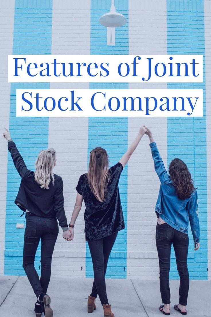 Features of Joint Stock CompaniesClass 11 Class 12