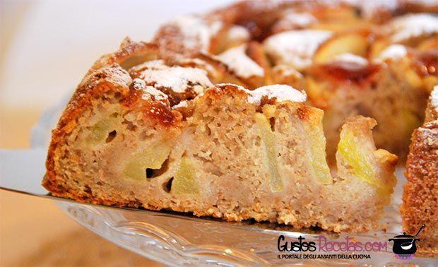 Torta+integrale+di+mele+delizia+casalinga