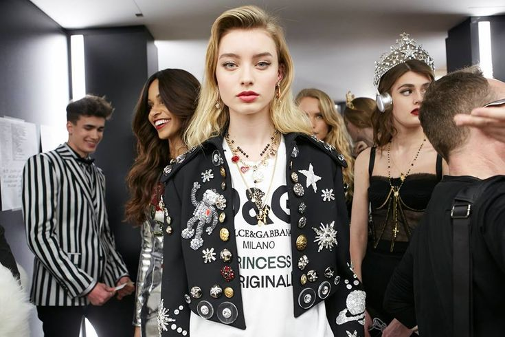 Dolce & Gabbana a fait défiler les stars de la génération millenium à Milan !